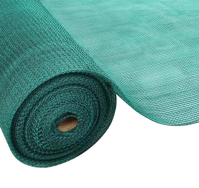 green shade net roll