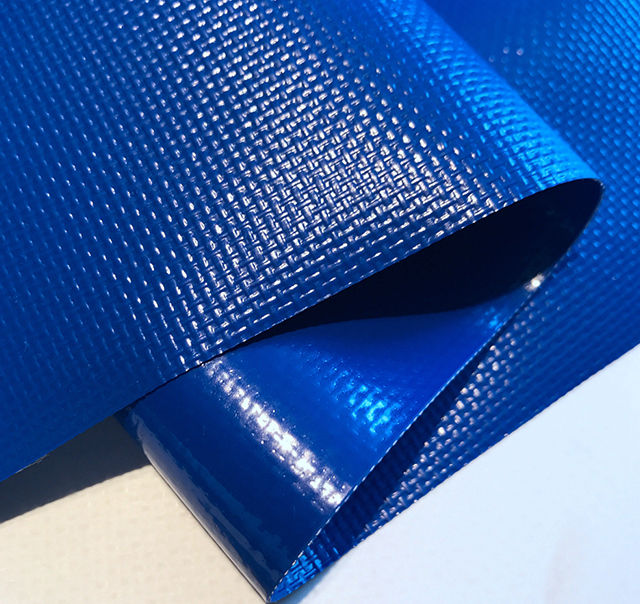 TARPAULIN blue